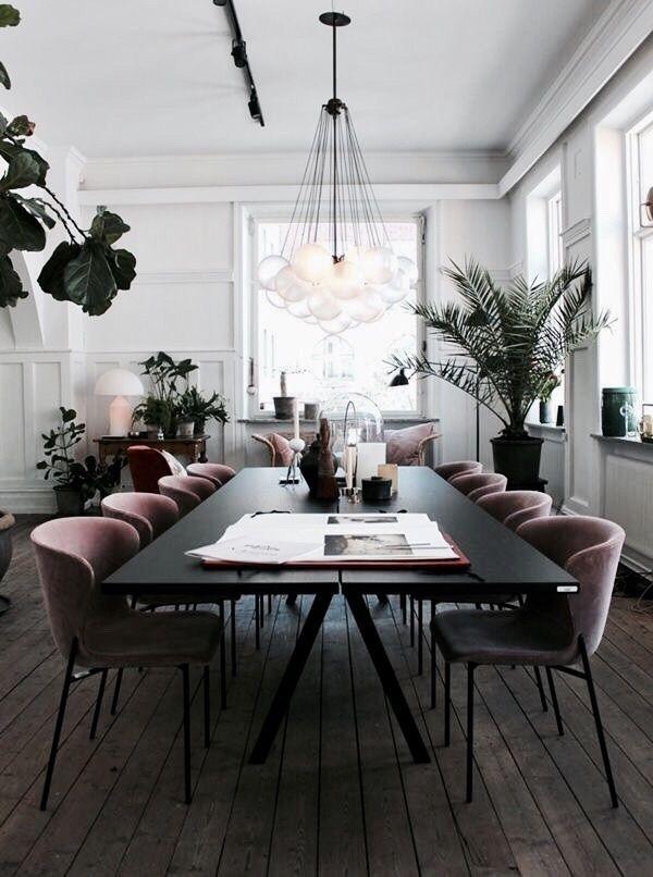 Die besten 25+ Esszimmer Ideen auf Pinterest - aktuelle trends esszimmer mobel modern