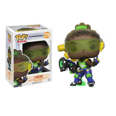 Overwatch Lucio Pop! Vinyl Figure