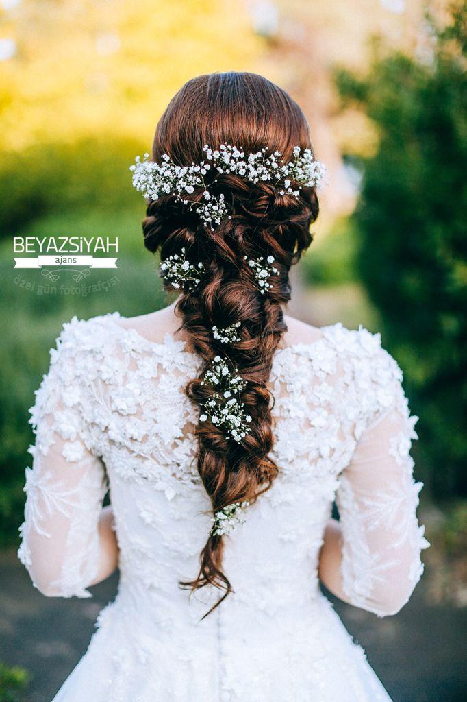 Wedding , Hair , Flowers