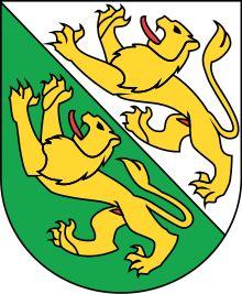 Fahne und Wappen des Kantons Thurgau – Wikipedia