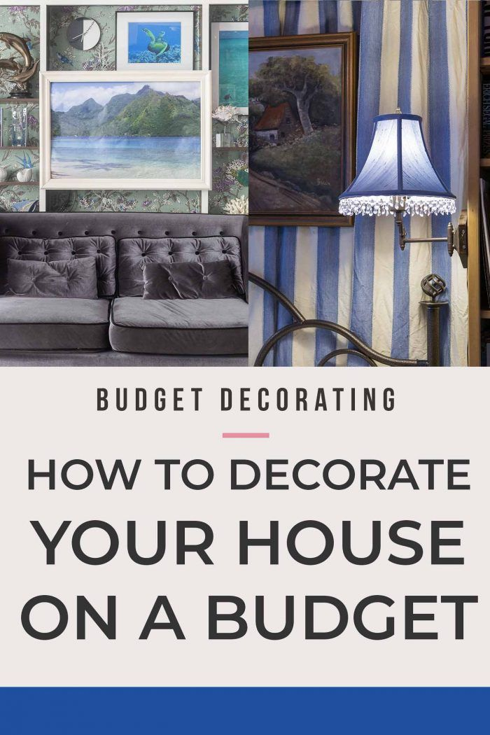 12 Ways To Decorate Your Home On A Budget Decorating On A Budget Cheap Farmhouse Decor Quirky Home Decor