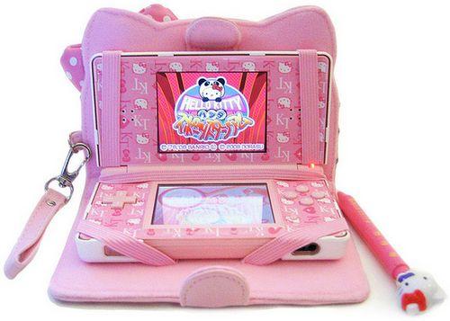 Hello Kitty Nintendo DS ♥