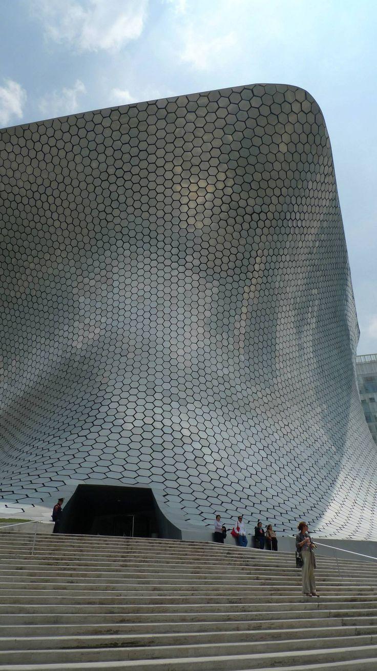 Museo Soumaya, Mexico DF