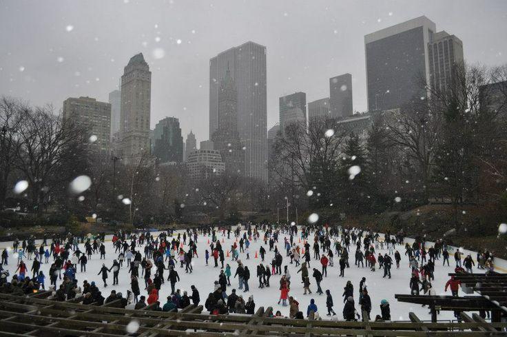 Central Park, New York USA