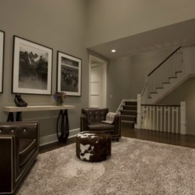 Living Room Colors With Dark Brown Furniture