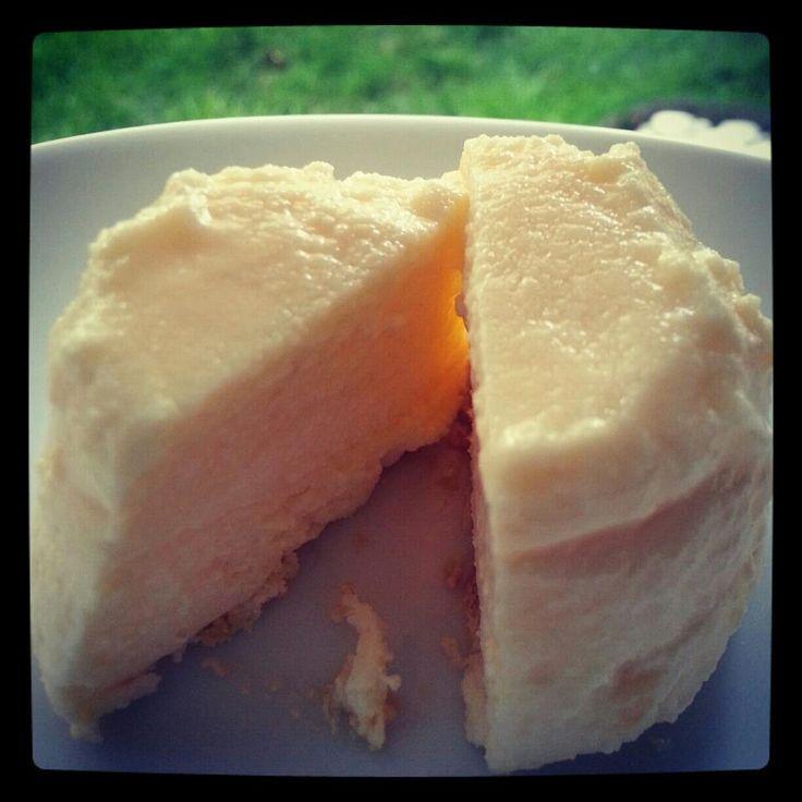 dukandiyetitariflerim: LİMONLU YOĞURT SUFLE(cheese-cake tadında)