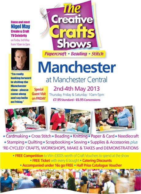 THE CREATIVE CRAFTS SHOWS