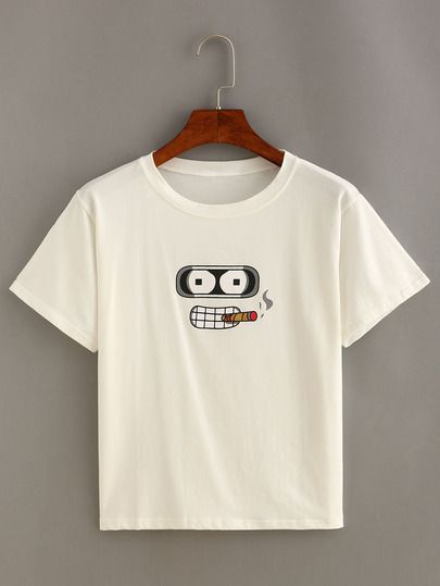52 best charles bukowski images on pinterest charles bukowski shop cartoon print short sleeve t shirt online shein offers cartoon print short sleeve t shirt more to fit your fashionable needs fandeluxe Images