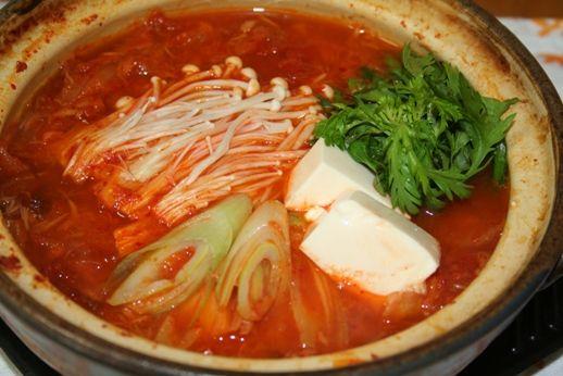 チャムチキムチチゲ(참치김치찌게) -- 韓国人が大好きなツナキムチチゲ | 韓国料理店に負けない韓国家庭料理レシピ「眞味」