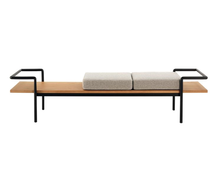 Superior T 904 By Poltrona Frau | Upholstered Benches Home Design Ideas