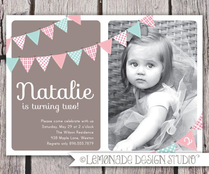 Best Birthday Invitations Images On Pinterest Birthday - Birthday invitation templates for 1 year old