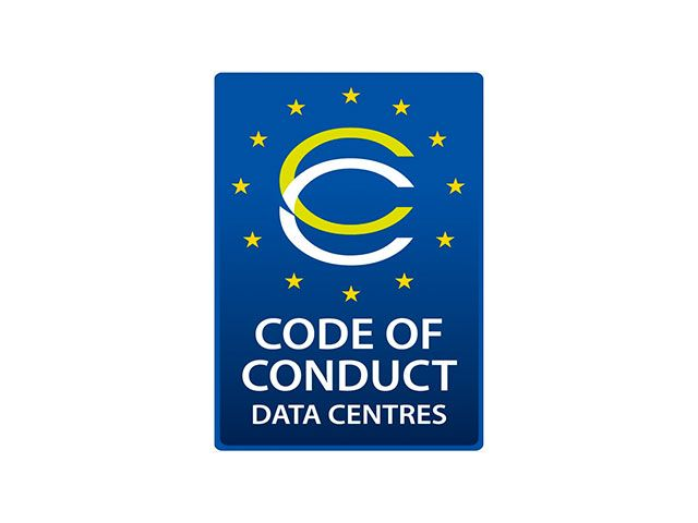 Signs Eu Code Of Conduct For Energy Efficiency In Data Centers