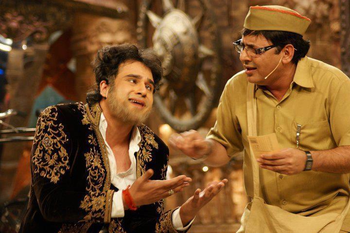 Who is your fav comedian - Krishna Abhishek or Sudesh Lehri ?