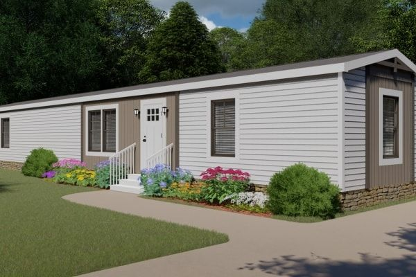 Clayton Nxt Annie Mobile Homes For Sale In Tyler Texas Mobile Home Landscaping Home Landscaping Mobile Home