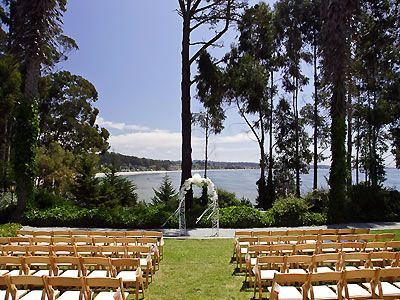 Monarch Cove Inn Capitola Santa Cruz wedding location 95010 | Here Comes The Guide