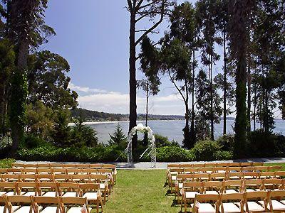Monarch Cove Inn Capitola Santa Cruz wedding location 95010 | Here Comes The Guide