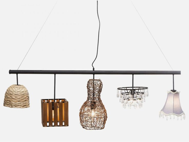 Lampa Wisząca Parecchi Art House — Lampy wiszące — KARE® Design