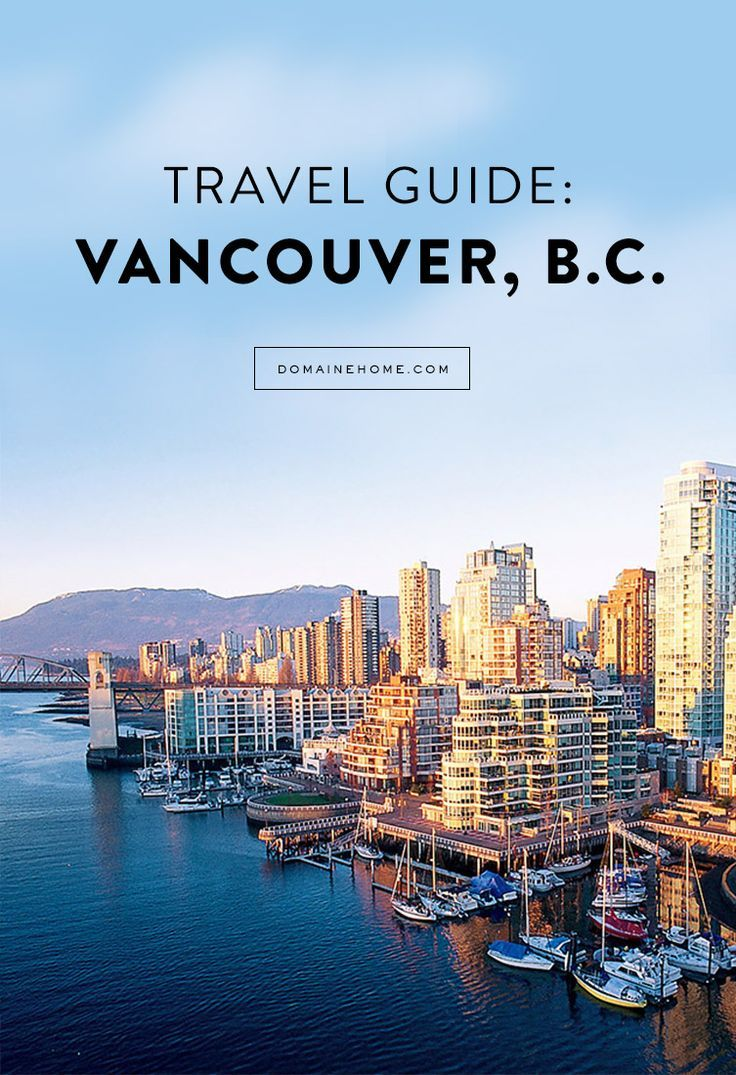 The Locals-Only Guide to Vancouver, B.C.