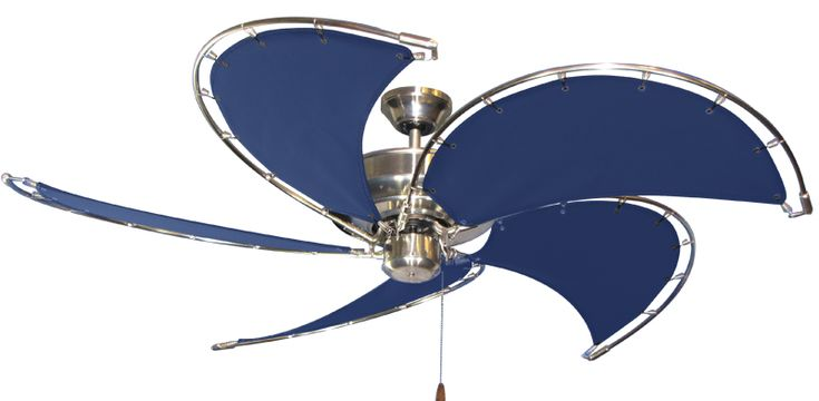 The California Ceiling Fan Company; Build your Fan to Fit your Style