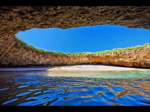 Marietas Islands, Mexico