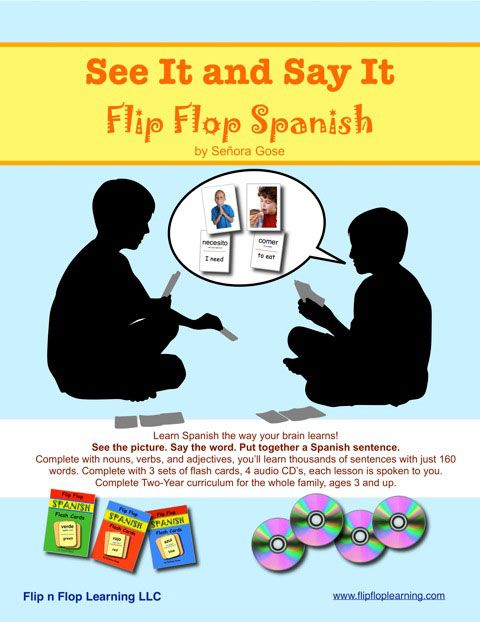 Flip Flop Learning - Language Learning Products - Store