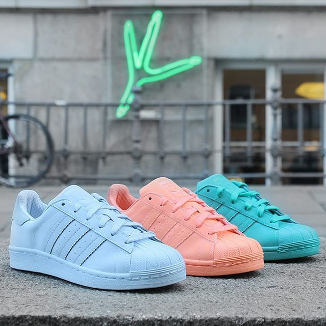 Adidas Superstar Adicolor Pack // Instore & Online @ Animal Tracks now