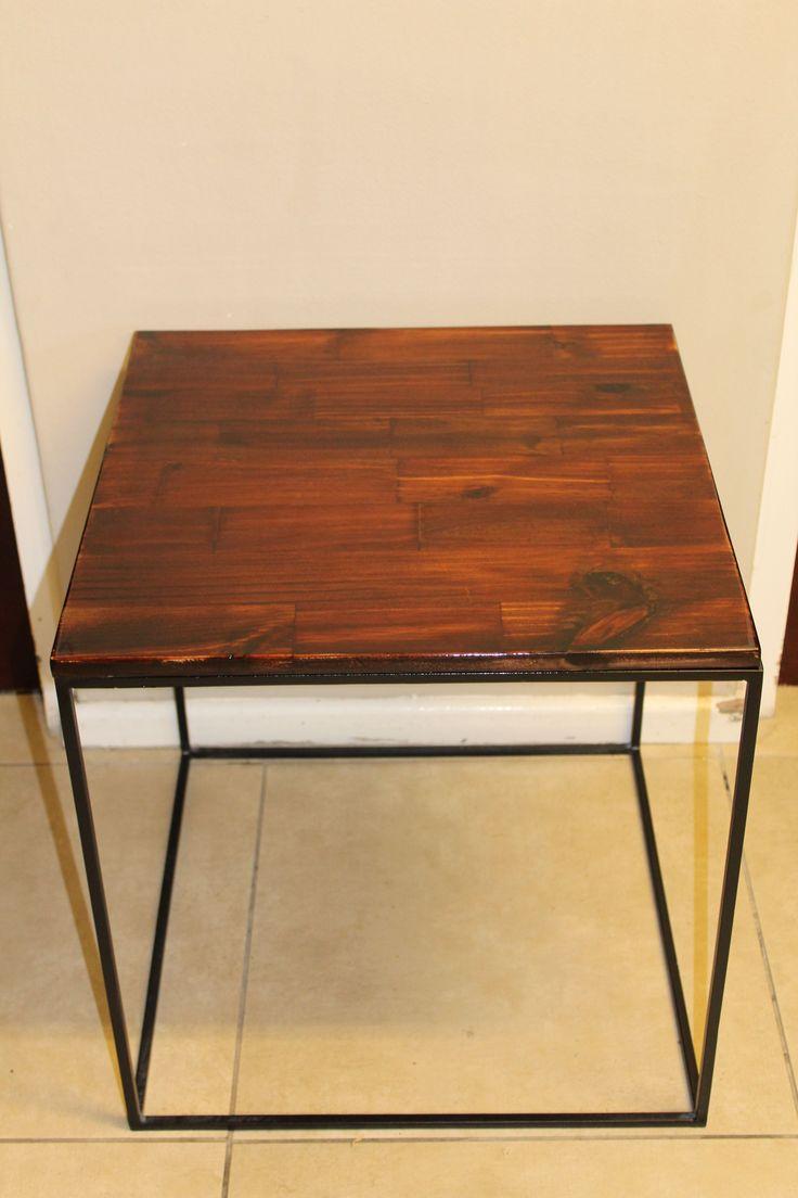 Small Mahogany Coffee Table