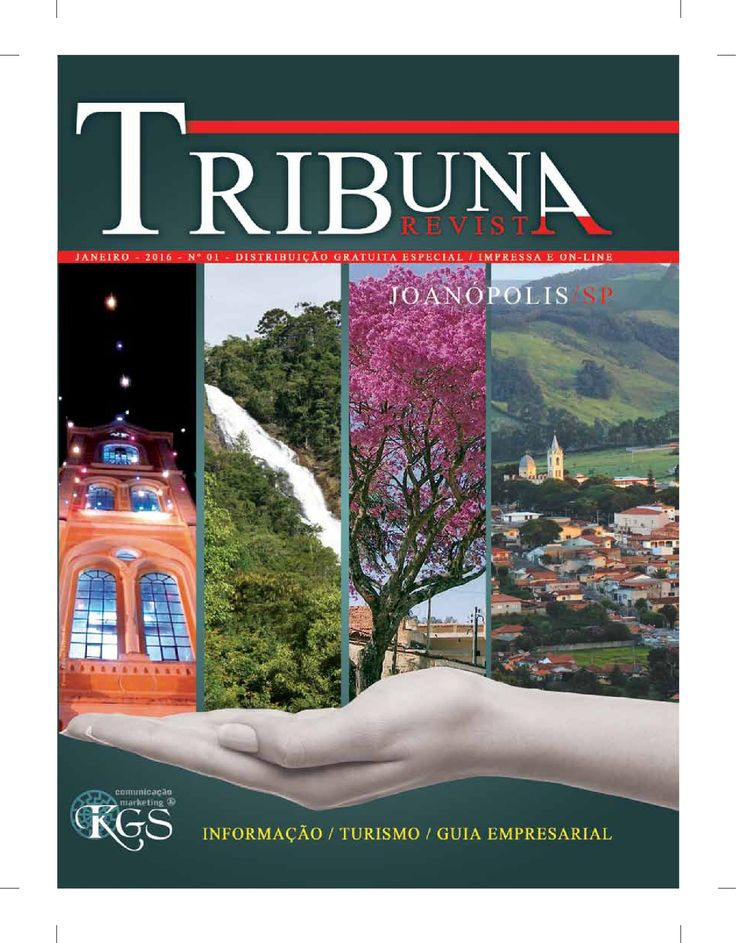 TRIBUNA Revista - Número 1 - Jan2016 | 	- Coordenação Editorial