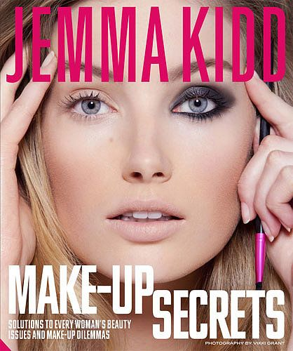 Make-Up Secrets ($25) by British makeup artist Jemma Kidd makes all those complicated beauty looks like the smoky eye and false lashes a breeze. It's good to have this manual near the vanity when you're preparing for a party.