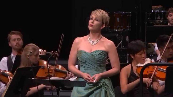 Joyce DiDonato - Berlioz - Les nuits d'été - 'Le spectre de la rose'
