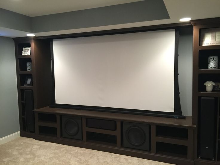 tasty home entertainment center ideas. VAPEX screen at a customer s home  hometheater 17 best Best Technology images on Pinterest Home theaters