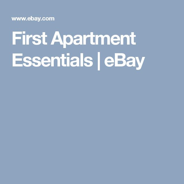 Best 25 first apartment essentials ideas on pinterest apartment essentials first apartment - Decorating my first apartment ...