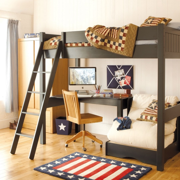 12 best images about man cave ideas on pinterest for Futon kids room