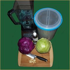 How to Make Fermented Cabbage Juice - Natural Probiotics