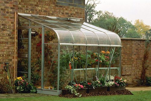 lean to greenhouse kits- perfect for mom!