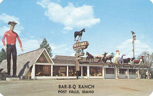Bar-B-Q Ranch - Post Falls, Idaho   Flickr - Photo Sharing!