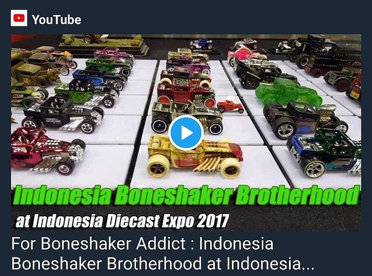 https://youtu.be/siAxIkYaKP0   For Boneshaker Addict : Indonesia Boneshaker Brotherhood at Indonesia Diecast Expo 2017 #boneshaker #ide2017  More  http://bit.ly/2x8FkOB