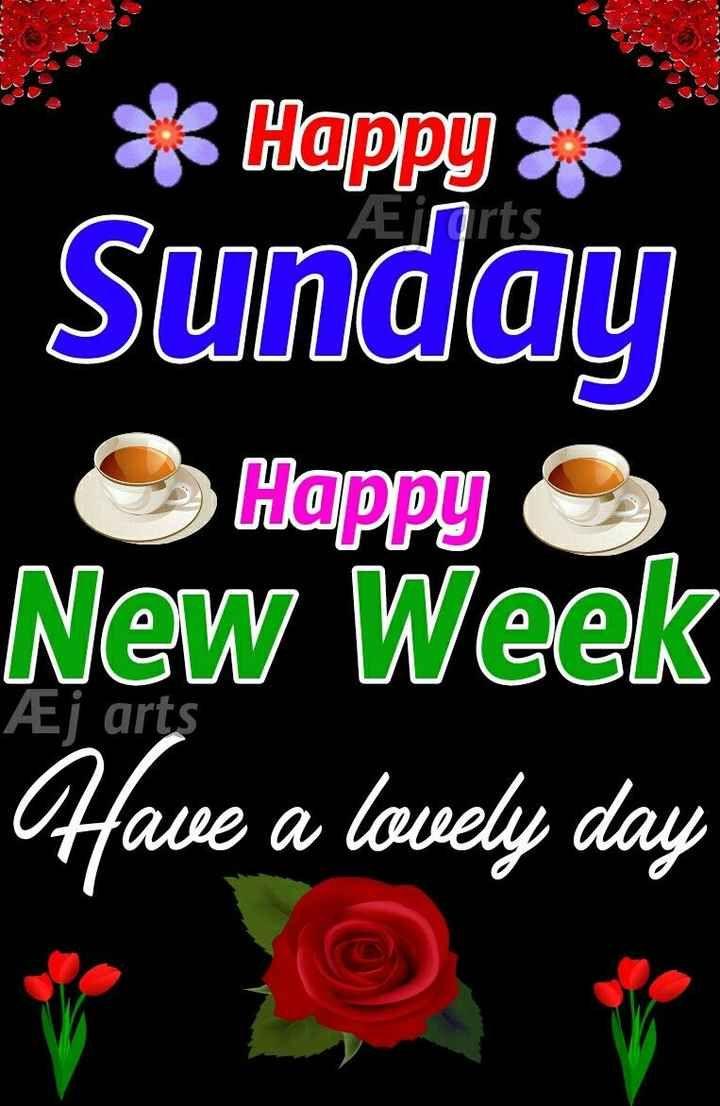happy sunday..💟    Happy  Sunday Happy New Week Have a lovely ...