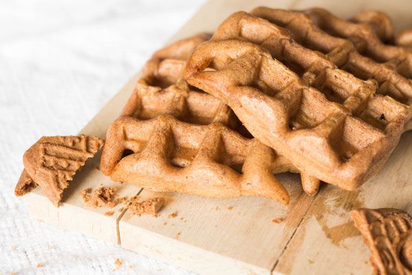 Recept: Speculaas wafels