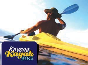 Just love this image of the kayaker- Why not rent a kayak or take a cruise on the fabulous Knysna Lagoon! Visit  www.knysnacharters.com