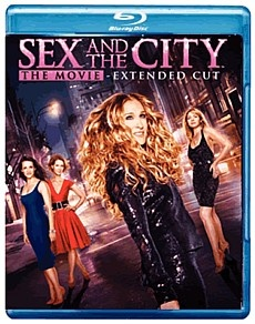 Sex and the City Movie...love this movie