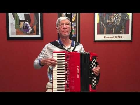 Scottish/Irish/French Songs Fr-4x Accordion Programs (#4) by