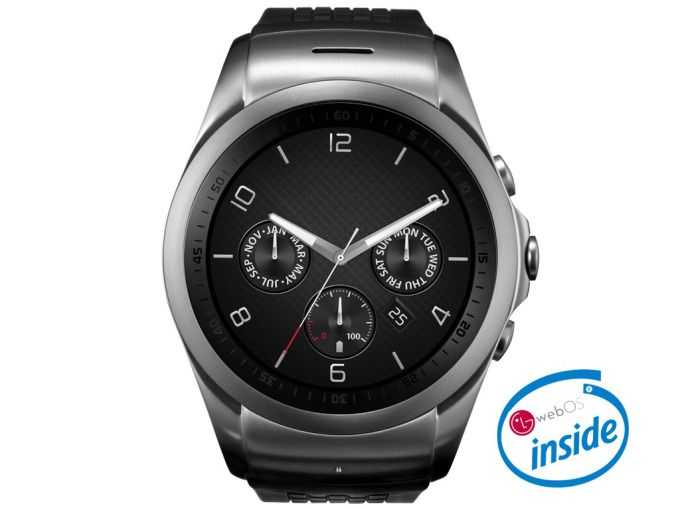 WebOS Shambles Back From The Grave In LG's Latest Smartwatch