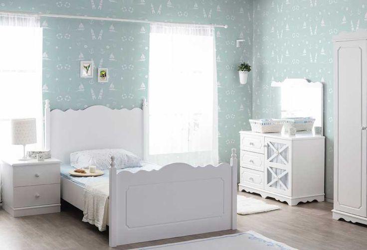 Carmen Genç Odası ( Mavi )