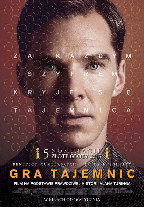 Gra tajemnic / The Imitation Game