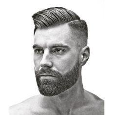 Cool men's haircut