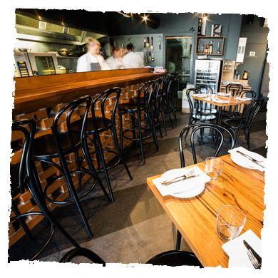 Huxtable Restaurant, Melbourne, Australia