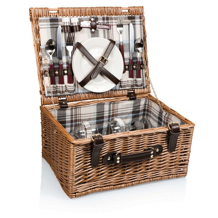 Bristol Picnic Basket Set