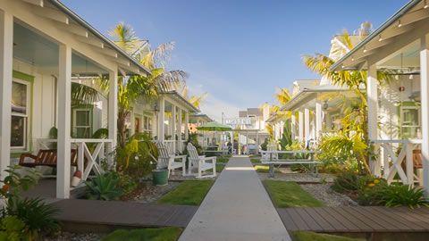 CARPINTERIA BEACH COTTAGES are located at: 4863 7th Street - Carpinteria, CA93013