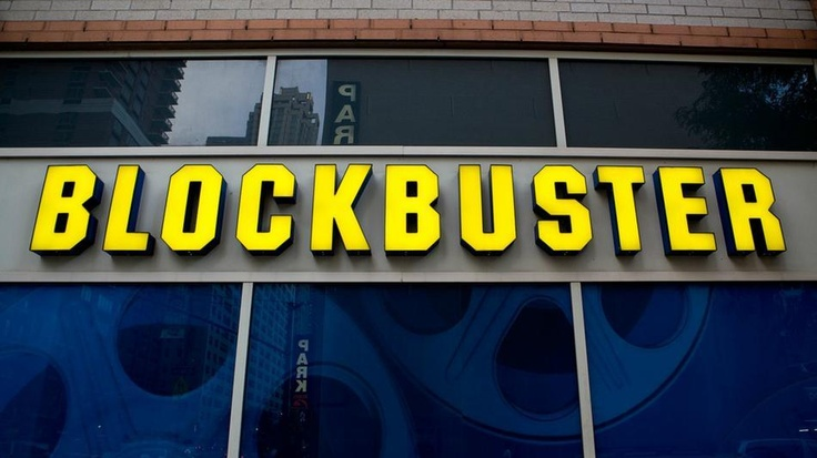Blockbuster UK Declares Bankruptcy